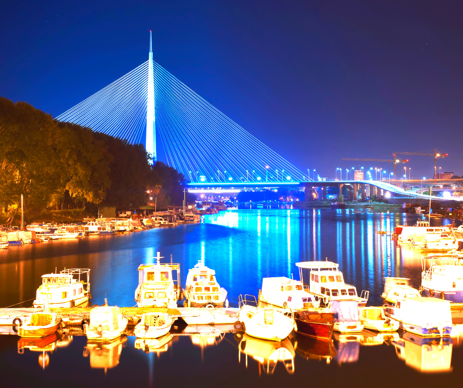 Serbia Tour Packages