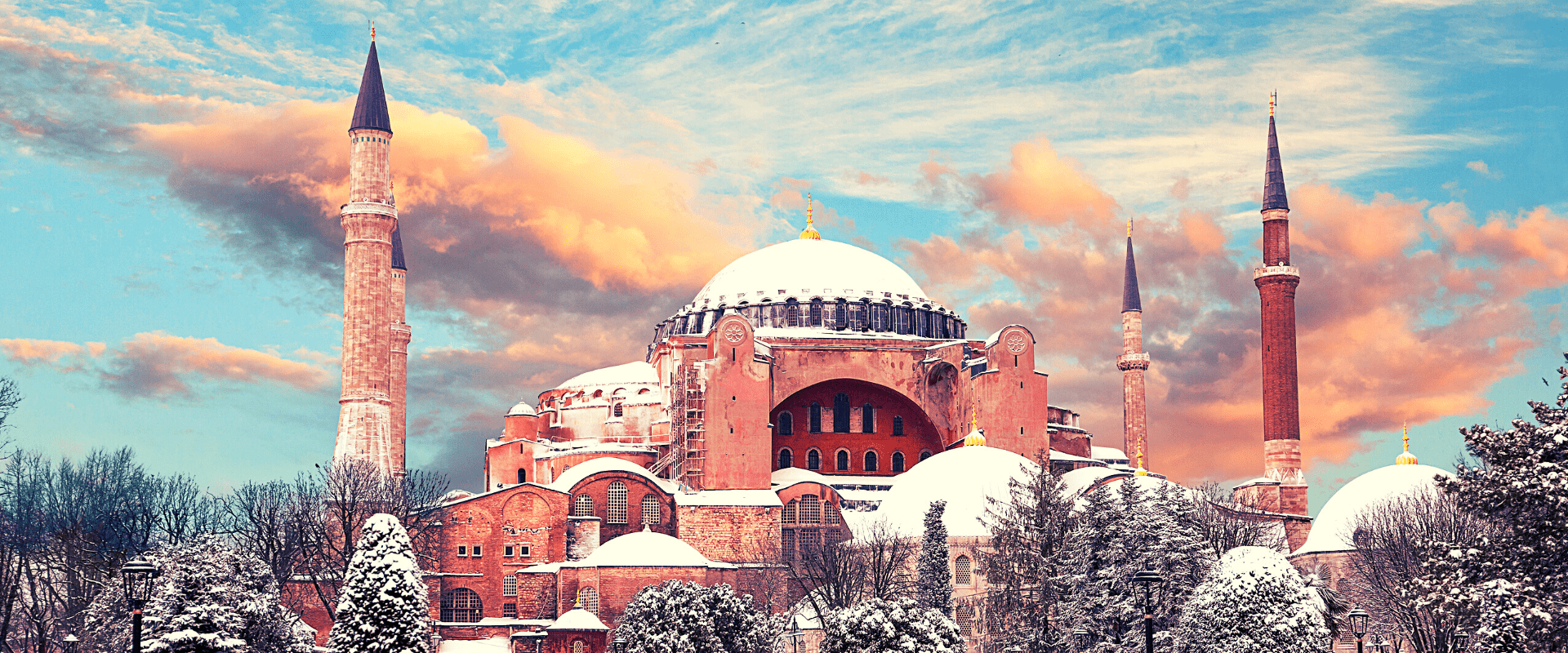 The Seven Churches of Revelation - Istanbul.