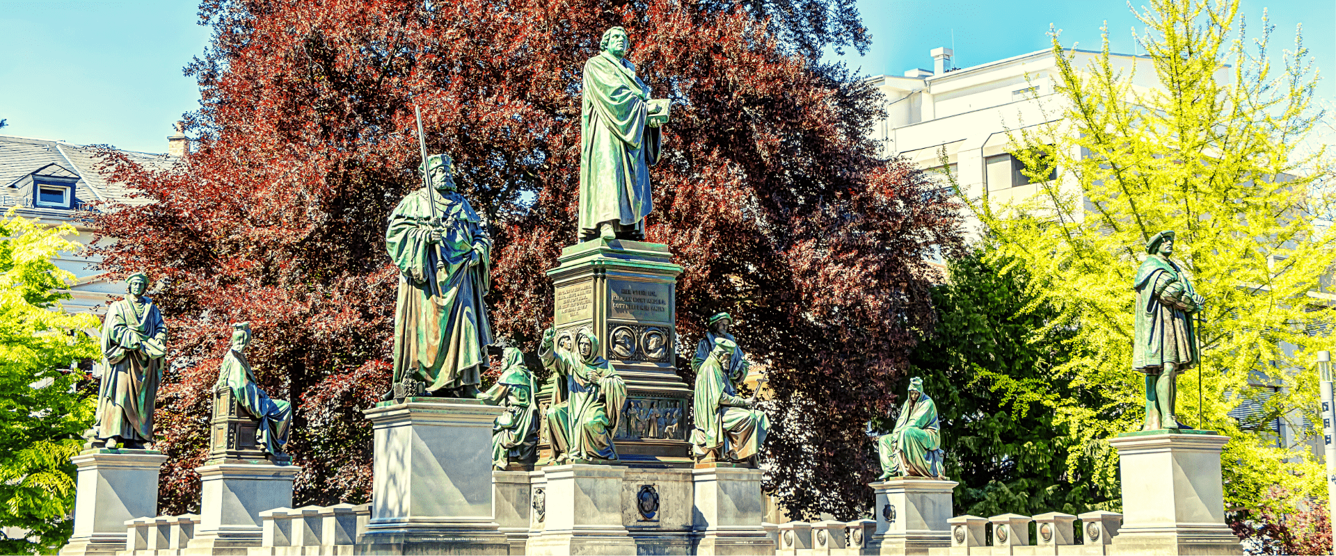 Martin Luther Reformation Tour