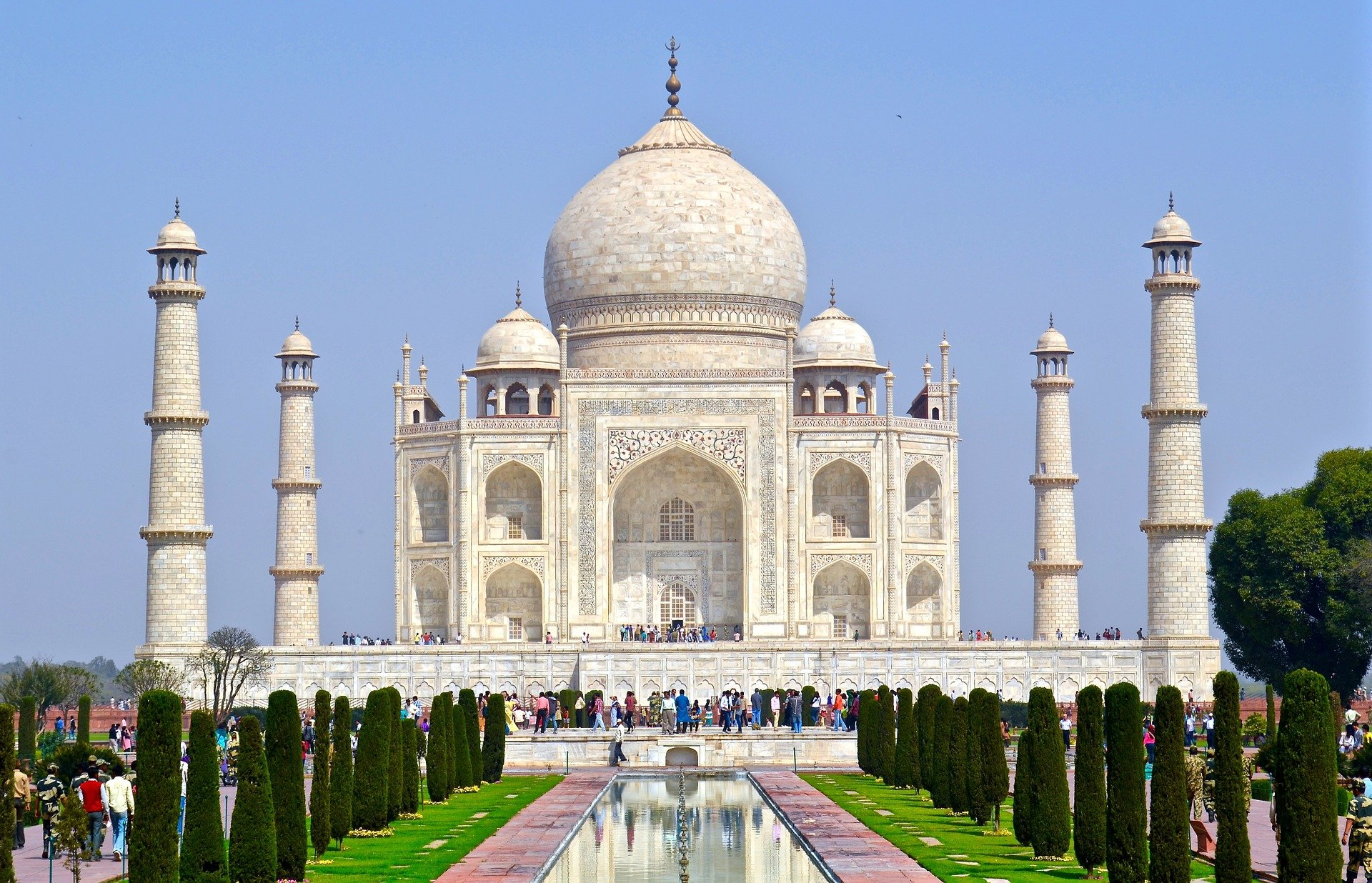 Golden Triangle, Safari and Ganges Tour