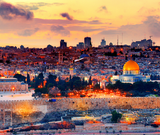 Grand Holy Land Tour