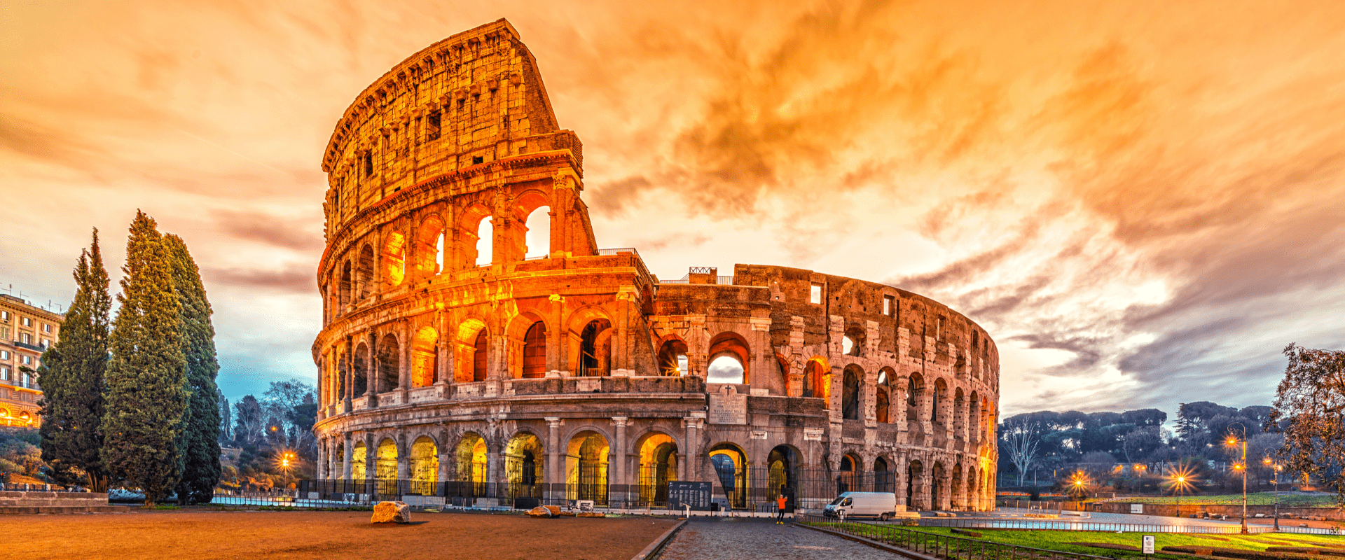 Four Day Rome Extension