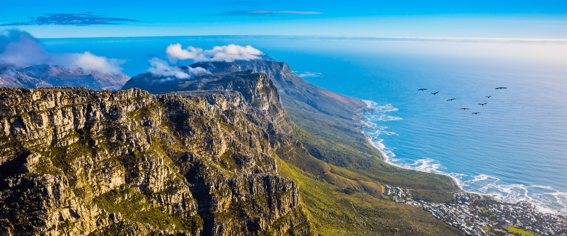 Cape Town, Kruger, & Panorama Route