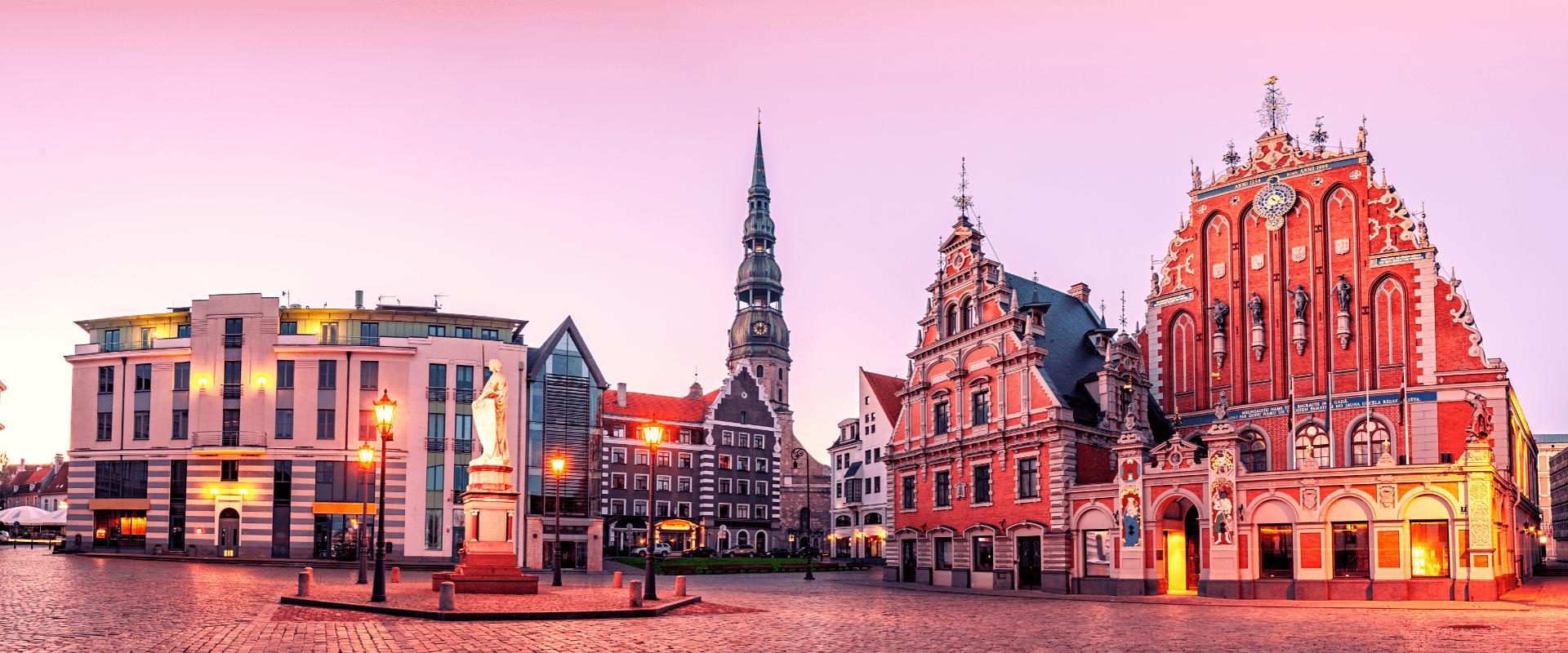 Beautiful Helsinki to Warsaw Tour
