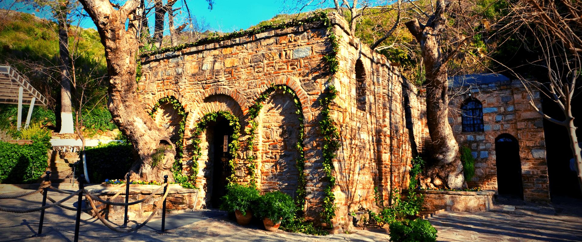 Seven Churches, Holy Land, Rome Tour, Turkey