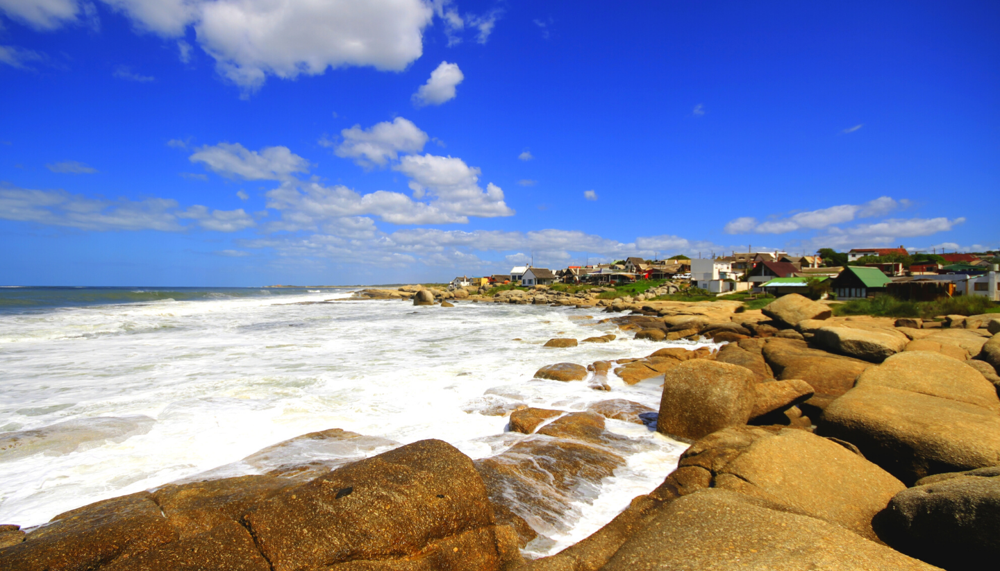 Charming Uruguay with Wine Tour
