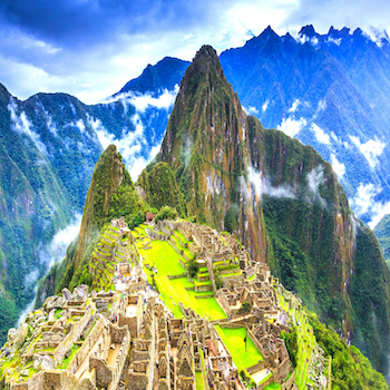 Wonders of Machu Picchu