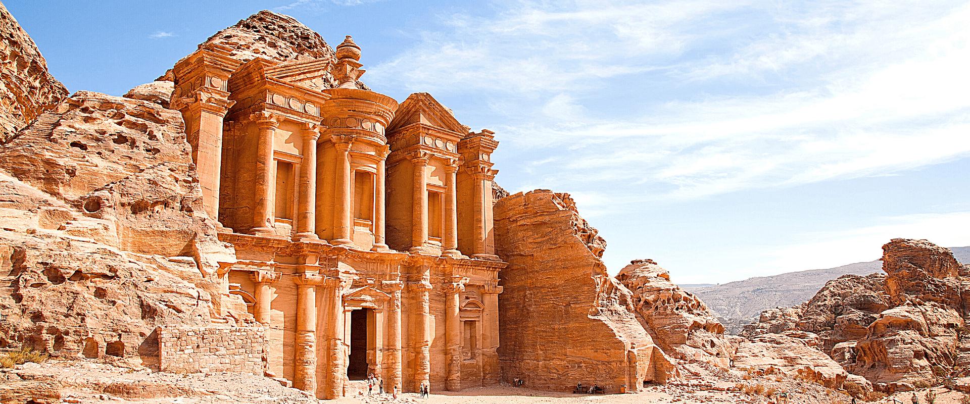 Israel and Jordan Group Tour
