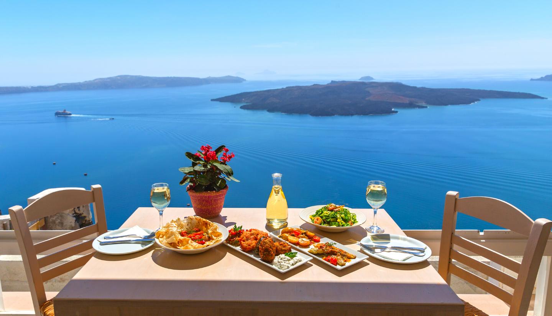 The Romantic Greece