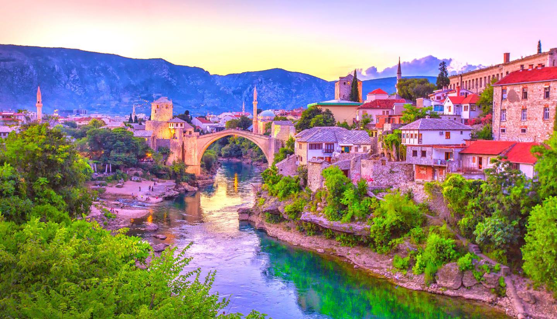 The Incredible Balkans Tour,