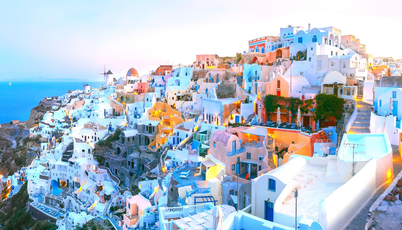 Escape to Athens, Santorini, Crete Tour