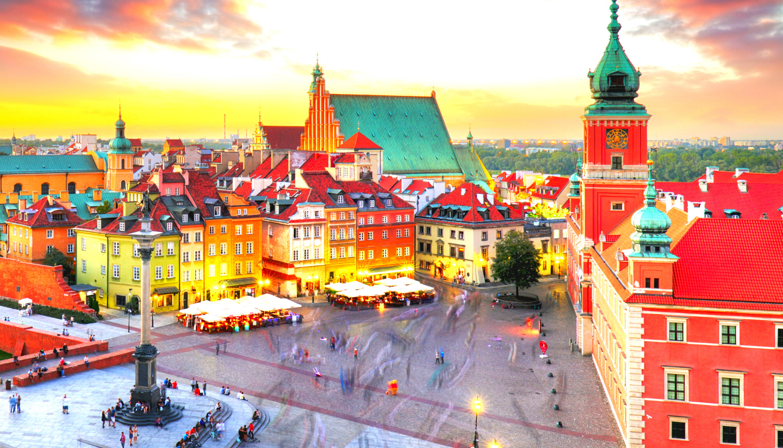 Helsinki to Warsaw Premium Tour